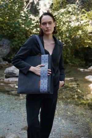Labyrinth (black) bag