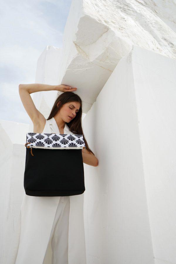 circe (white) backpack 1