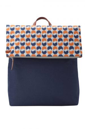 walnut (dark blue orange) backpack 3