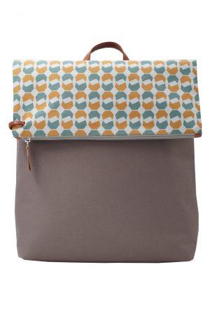 walnut (yellow green) backpack 3