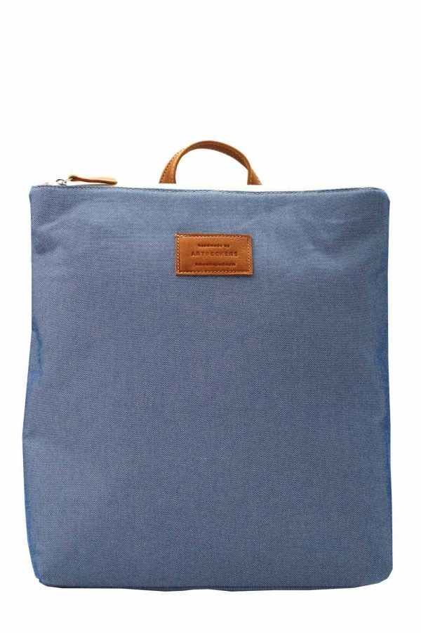 blue balckpack summer - base 1
