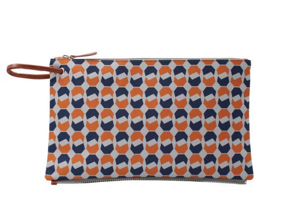 walnut (dark blue orange) backpack 4