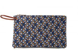 Pomegranate (dark blue yellow) backpack 3