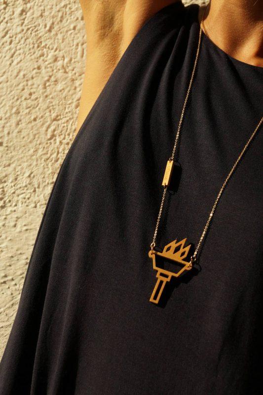 hestia necklace 1