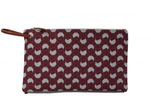 walnut (dark red) backpack 3
