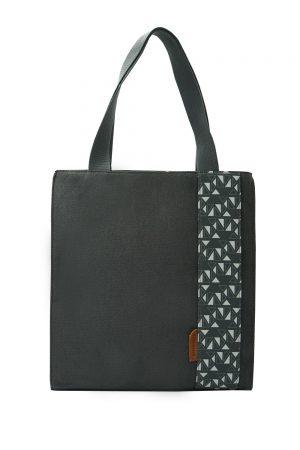 pomegranate (black) bag 5