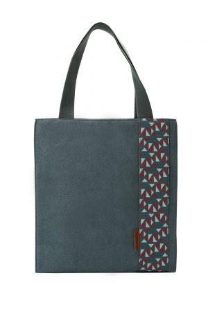pomegranate (blue) bag 4