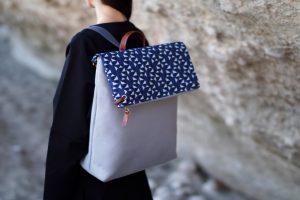 pomegranate (blue black) backpack 2