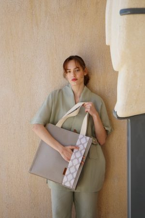circe beige bag