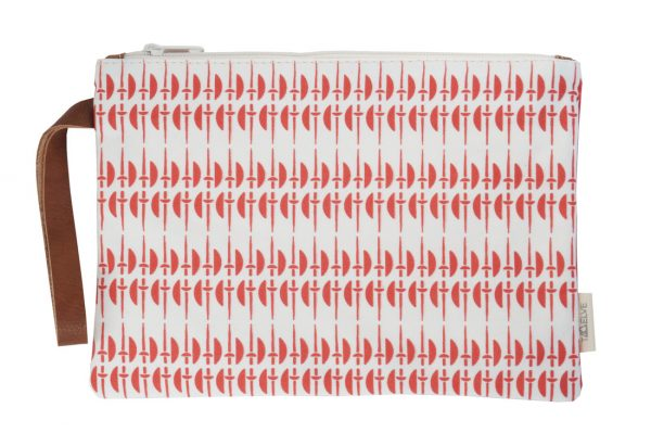 ares clutch (coral) 5