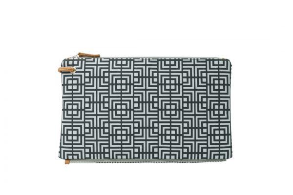 labytinth (black grey) backpack 4