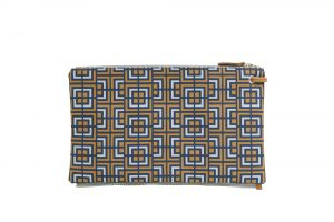 labyrinth (blue yellow) top clutch 2
