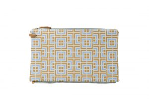 labyrinth (yellow purple) top clutch 1