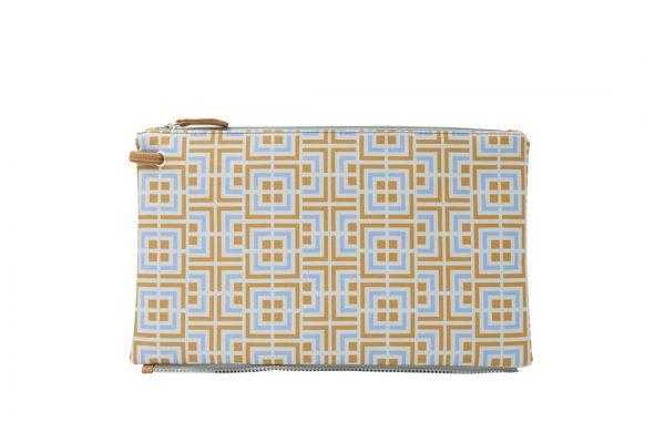 labyrinth (yellow purple) backpack 5
