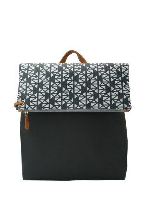 pomegranate (black grey) backpack 6