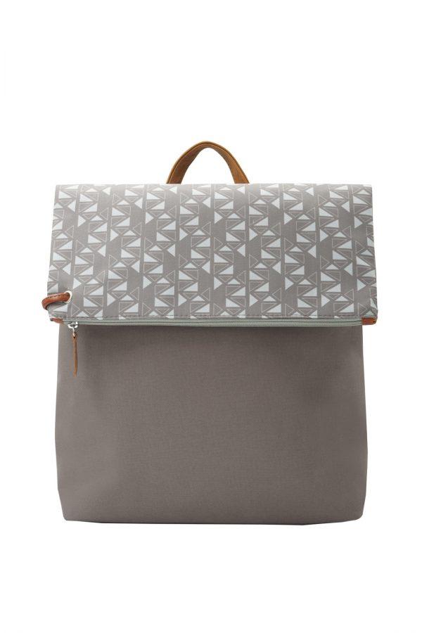 pomegranate (mocha grey) backpack 4