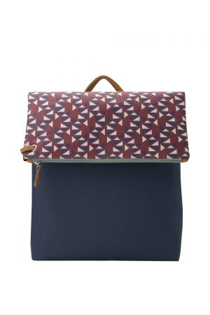 pomegranate (dark red blue) backpack 4