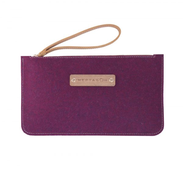 pomegranate clutch 6