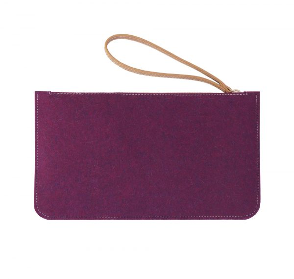 pomegranate clutch 7
