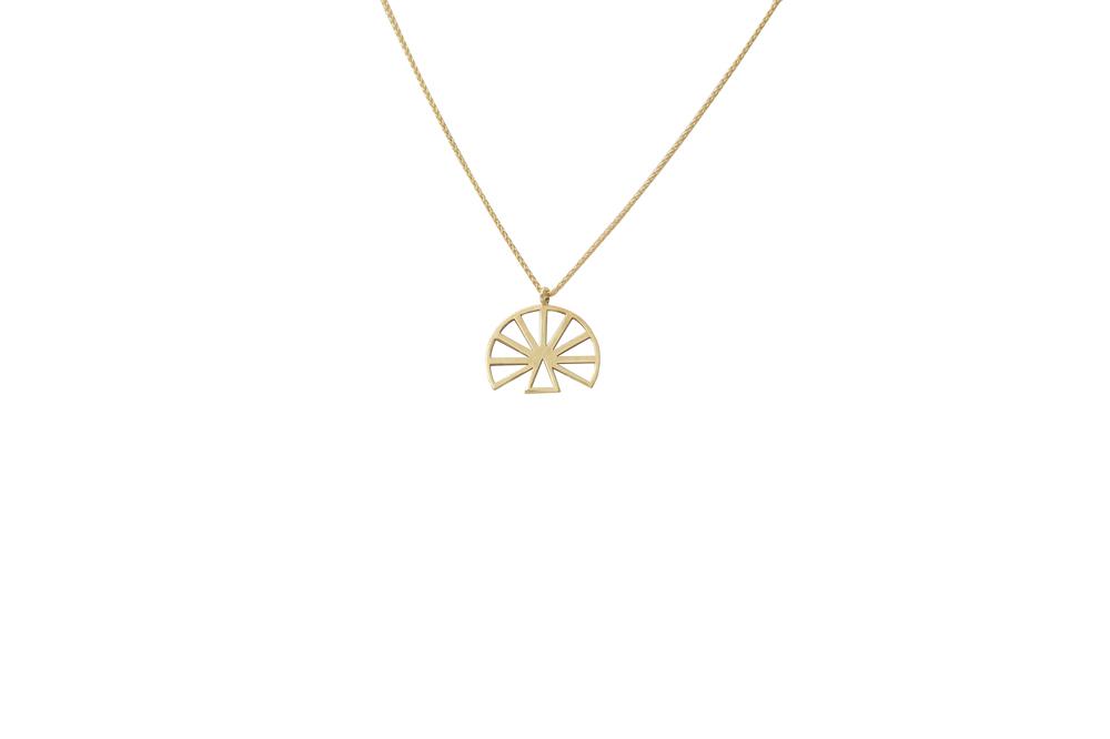 hera (S) neckalce (gold)