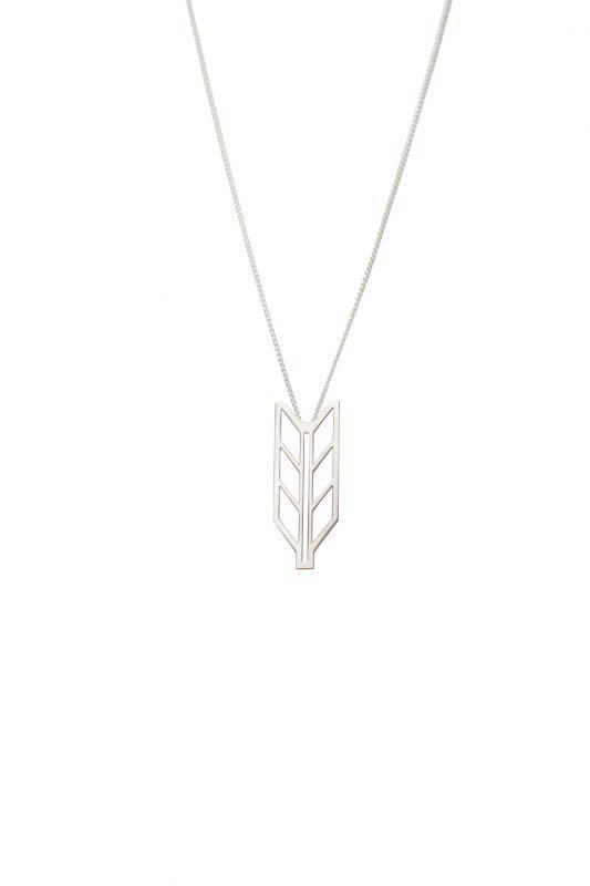 demeter necklace (silver)