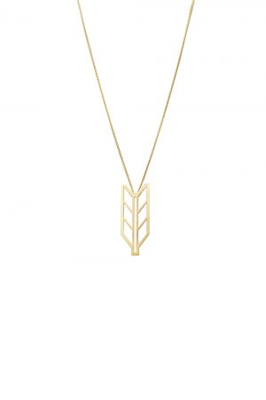demeter necklace (gold)
