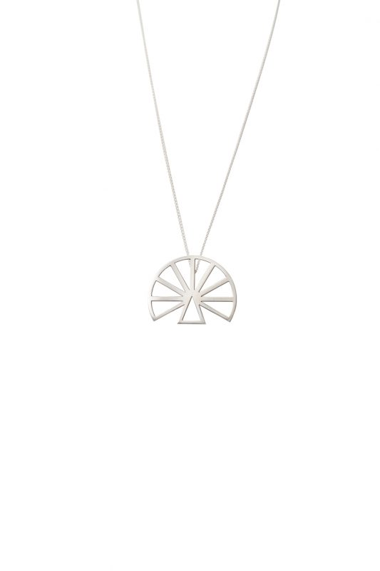 hera (L) necklace (silver)