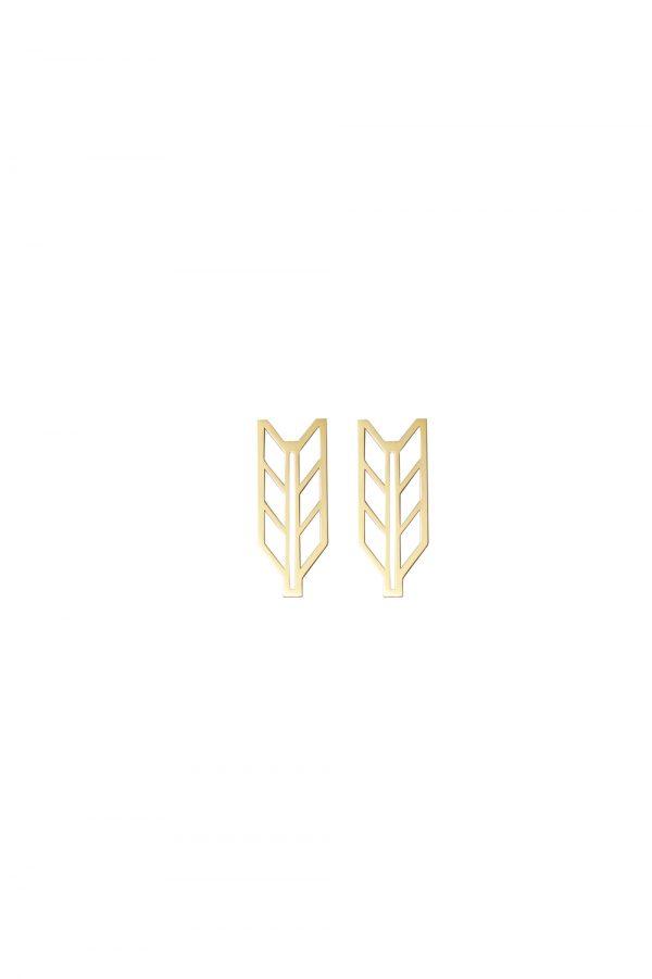 demeter earrings (gold)