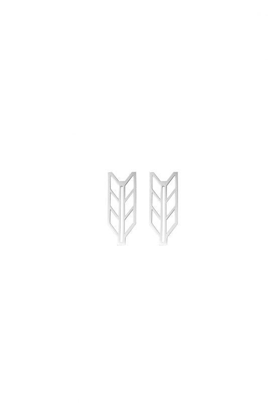 demeter earrings (silver)