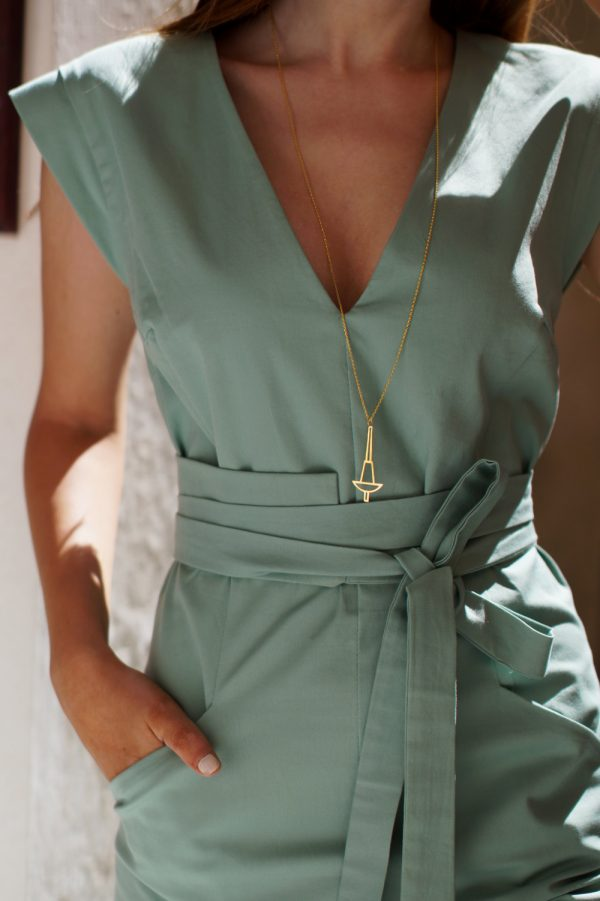 penelope necklace (gold) 2
