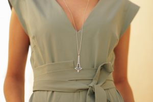 penelope necklace (silver) 2