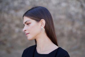 circe earrings (silver) 5