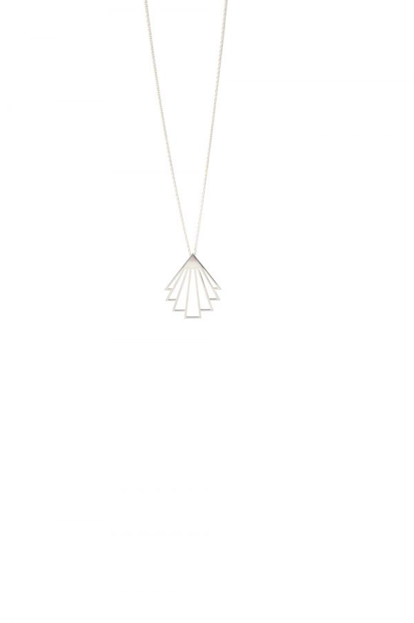 circe necklace (silver) 3