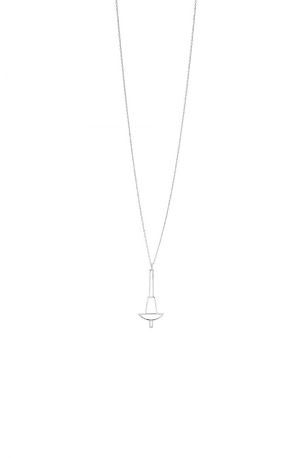 penelope necklace (silver) 4