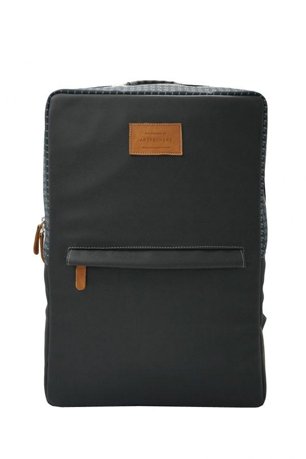 Zeus (black) rucksack 6