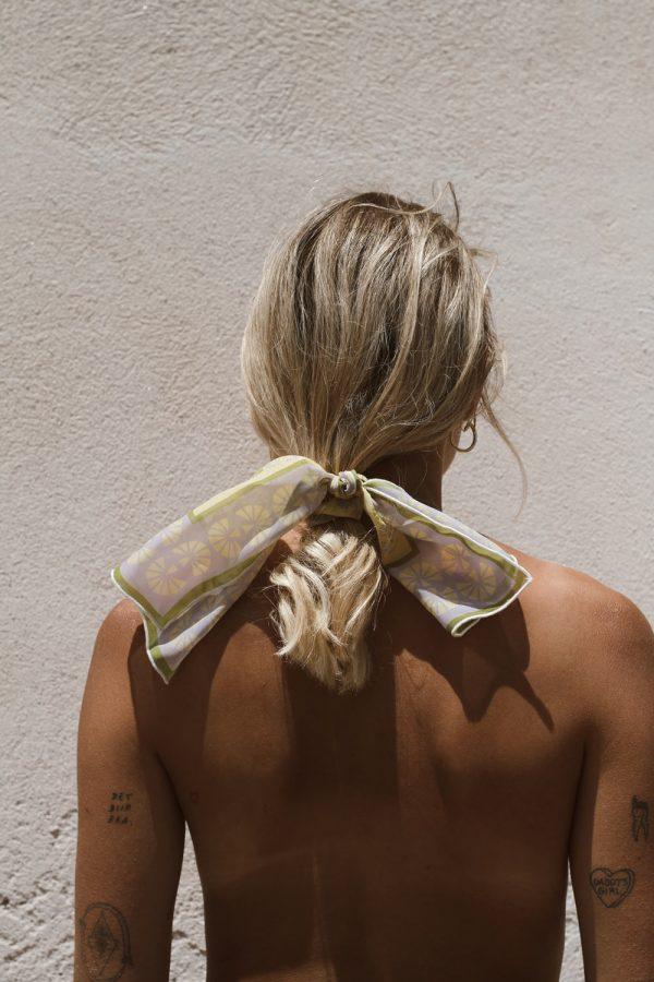 hera lilac headband