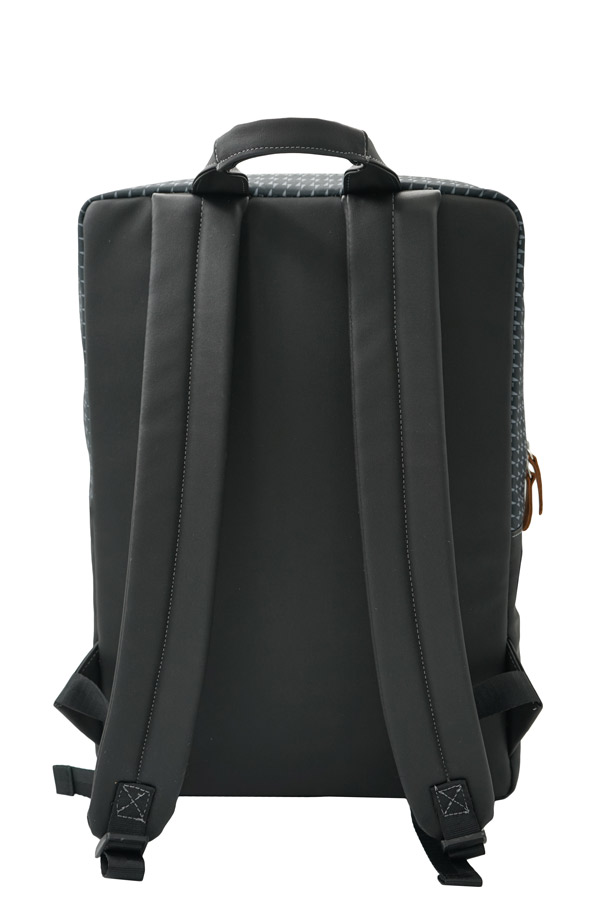 Zeus (black) rucksack 8