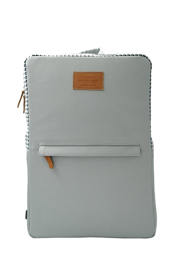 zeus grey rucksack 3