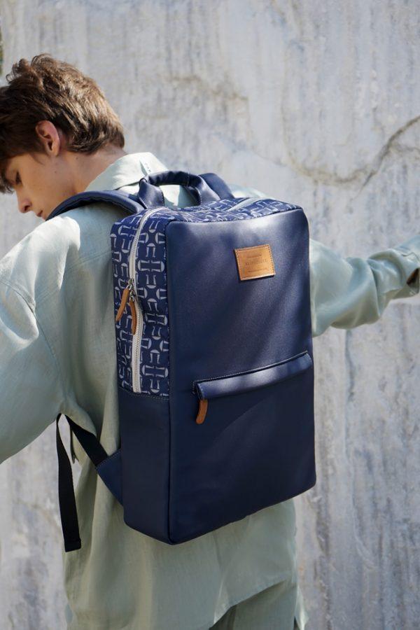 Apollo (blue) rucksack 1
