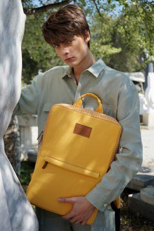 zeus yellow rucksack 4