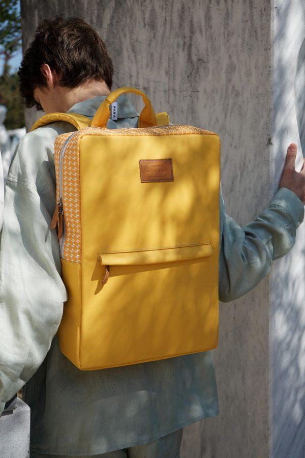 zeus yellow rucksack 3