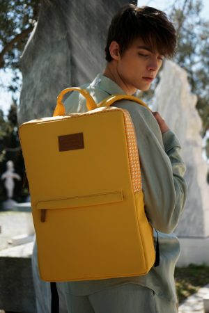 zeus yellow rucksack 2