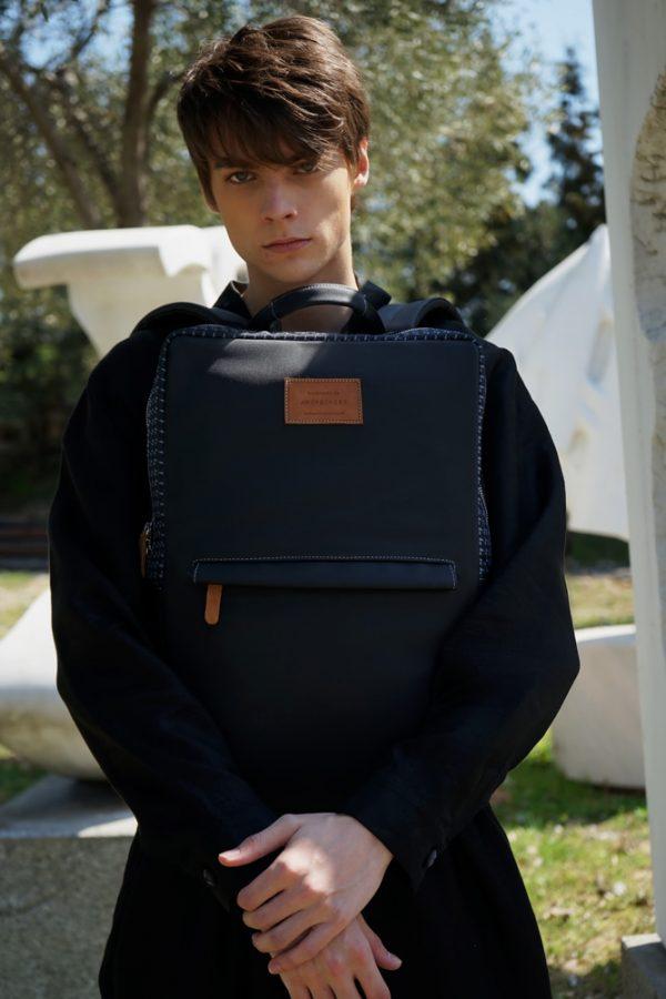 Zeus (black) rucksack 4