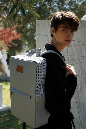 zeus grey rucksack 2