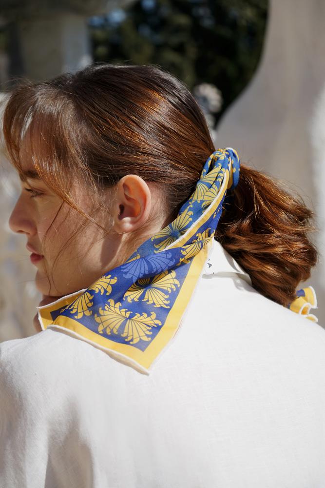 aeolus blue headband 1