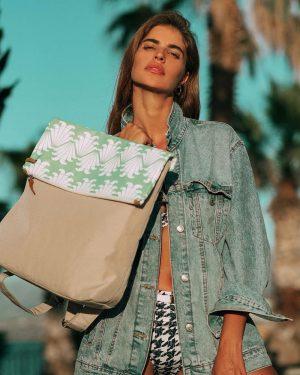 aeolus mint backpack