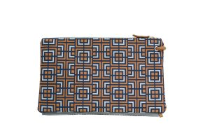 Labyrinth (blue yellow) top clutch