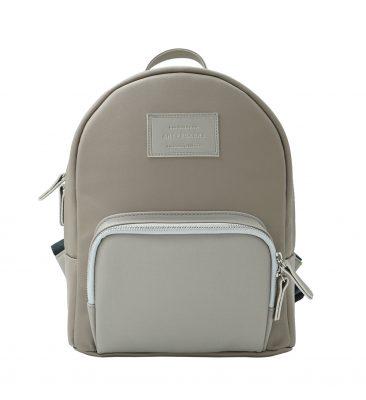 mocha mini backpack