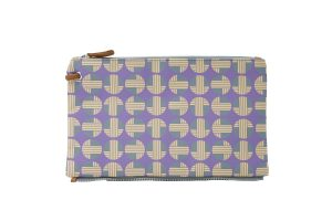 Mitos (purple yellow) top clutch